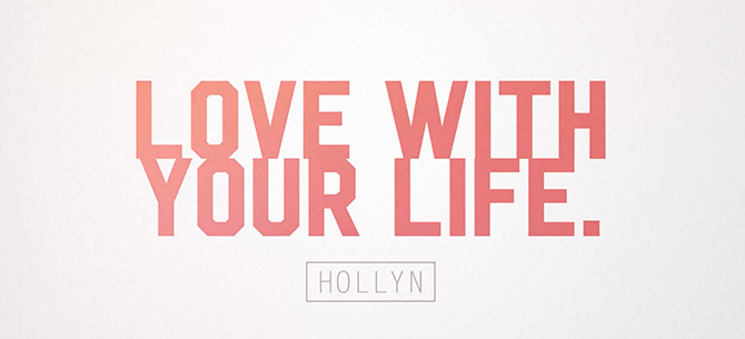 Love With Your Life – Lyric Video